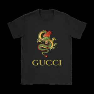 Gucci Dragon  Editon Womens T-Shirt