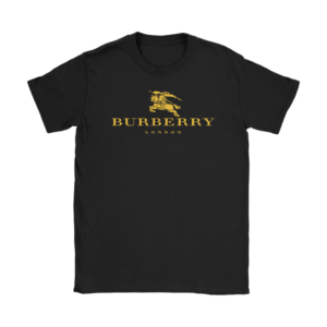 Burberry Gold Edition Logo Womens T-Shirt