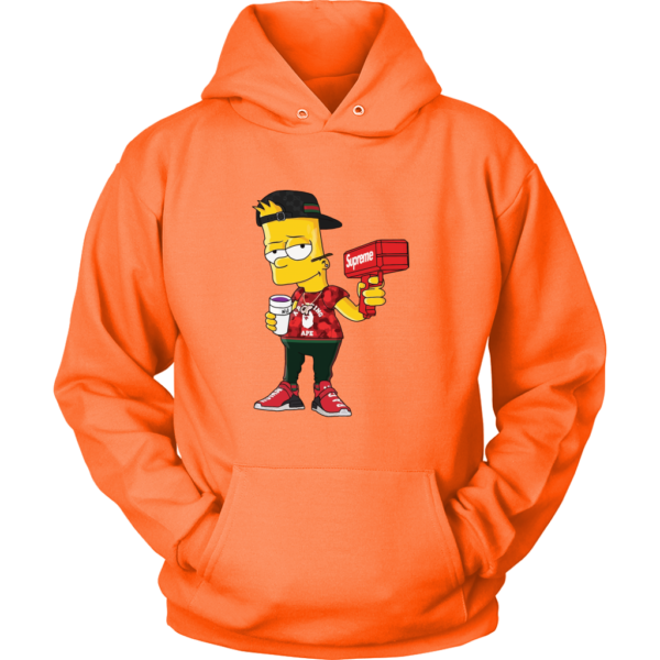 Bart Simpson Gucci Limited Edition Unisex Hoodie