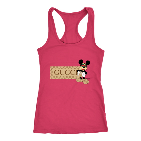Gucci Mickey Mouse Premium Women's Tank Top