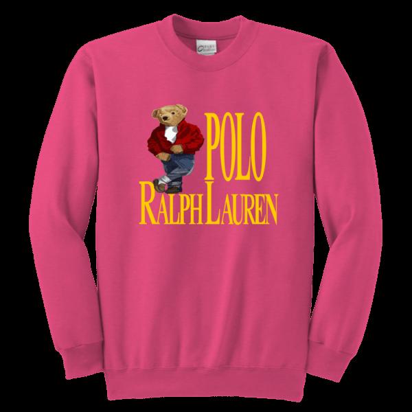 Ralph Lauren Polo Bear Youth Crewneck Sweatshirt