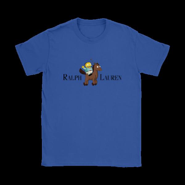 Ralph Lauren Simpson Womens T-Shirt