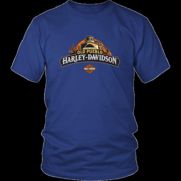 Old Pueblo Harley Davidson Unisex Shirt