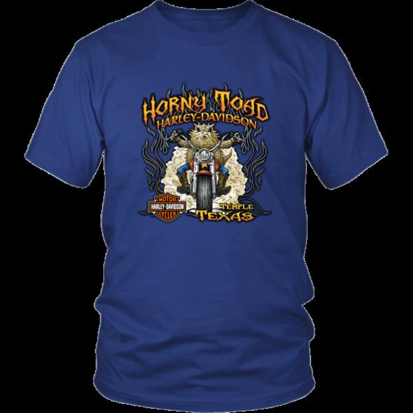 Horny Toad Harley Davidson Unisex Shirt
