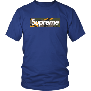 Supreme Brooklyn Logo Unisex Shirt