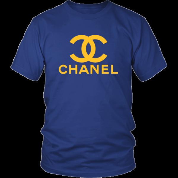 CoCo Chanel Logo Unisex Shirt