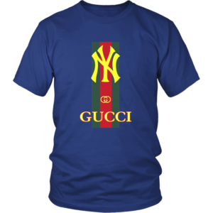 Gucci New York Yankees Unisex Shirt