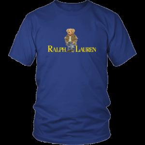 Ralph Lauren Bear Unisex Shirt