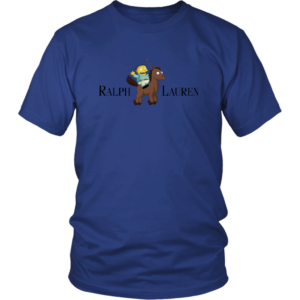 Ralph Lauren Simpson Unisex Shirt