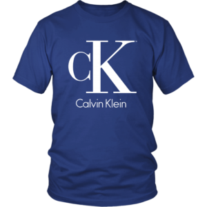 Calvin Klein Logo Unisex Shirt