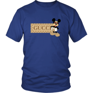 Gucci Mickey Mouse Premium Unisex Shirt