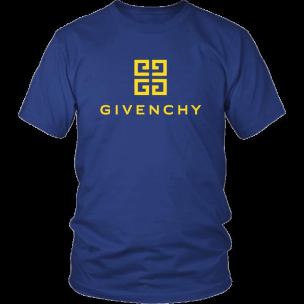 Givenchy Gold Logo Premium Unisex Shirt