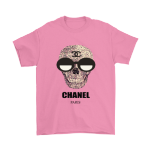 Chanel Skull Logo Mens T-Shirt