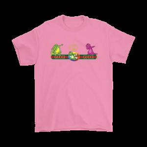 Dabbing Gucci Dinosaur Mens T-Shirt
