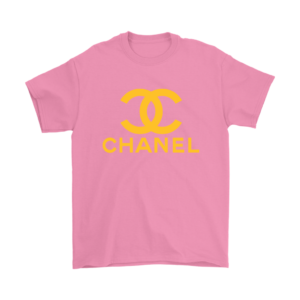 CoCo Chanel Logo Mens T-Shirt