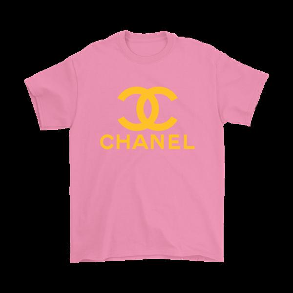 CoCo Chanel Logo Mens T-Shirt