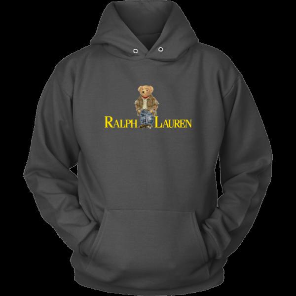 Ralph Lauren Bear Unisex Hoodie