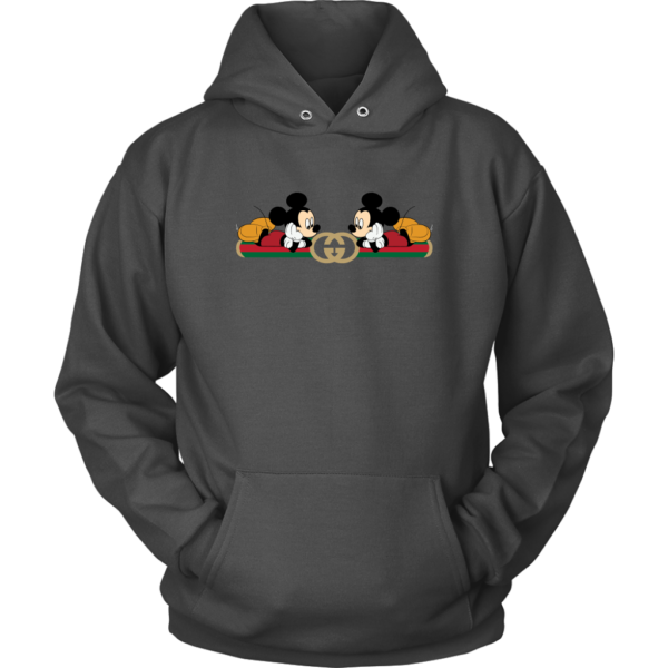 Gucci Mickey Mouse Limited Edition Unisex Hoodie
