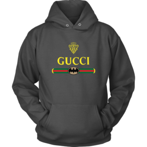 Gucci Logo With Batman Unisex Hoodie