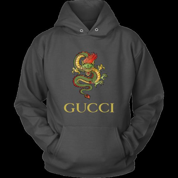 Gucci Dragon  Editon Unisex Hoodie