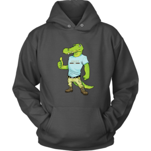 Crocodile Gucci Alligator Printed Unisex Hoodie