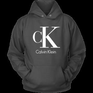 Calvin Klein Logo Unisex Hoodie