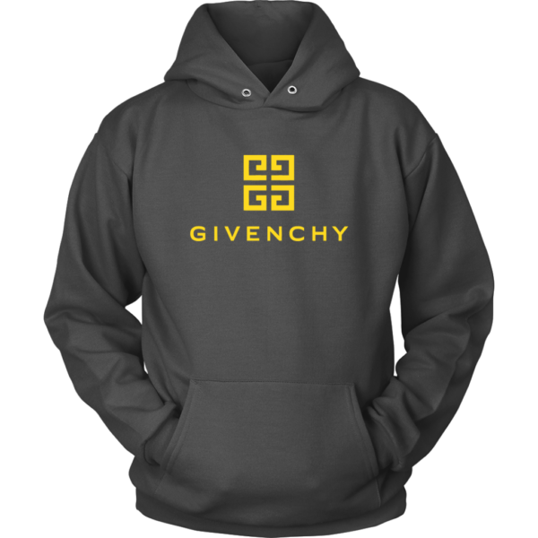 Givenchy Gold Logo Premium Unisex Hoodie