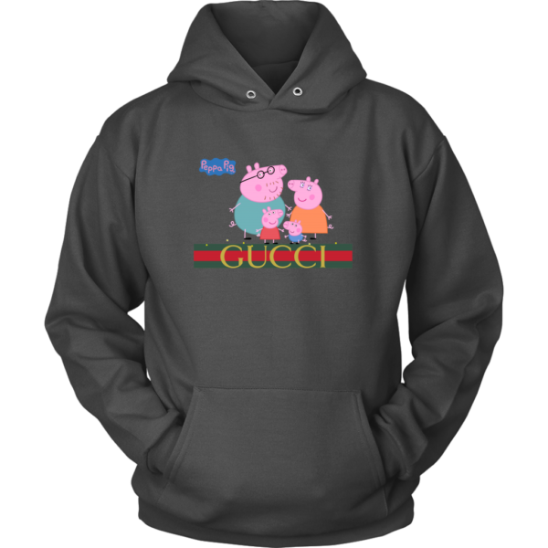 Peppa Pig Gucci Limited Unisex Hoodie