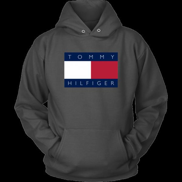 Tommy Hilfiger Logo Unisex Hoodie