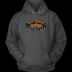 Harley Davidson Of Rocklin Unisex Hoodie