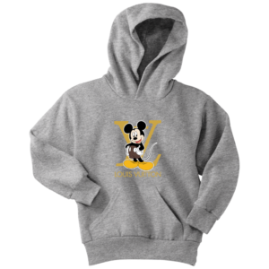 Louis Vuitton Mickey Mouse Youth Hoodie
