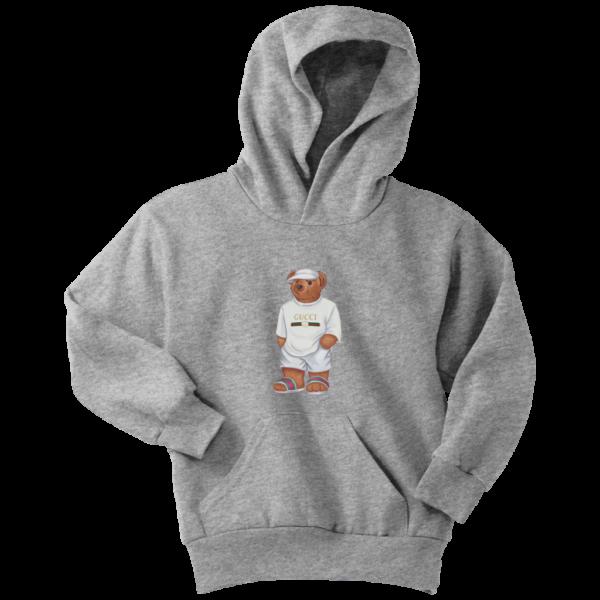 LIFE'S GUCCI BEAR Youth Hoodie