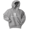 Givenchy Gold Logo Premium Youth Hoodie