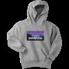 Patagonia Logo Youth Hoodie