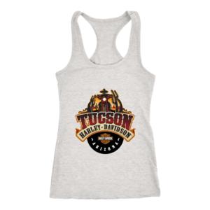 Harley Davidson Of Tucson Women's Tank Top