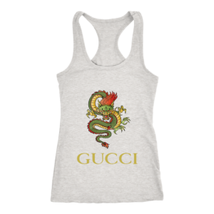 Gucci Dragon  Editon Women's Tank Top