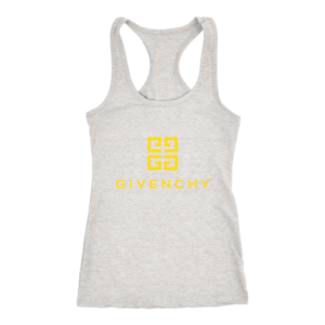 Givenchy Gold Logo Premium Women's Tank Top