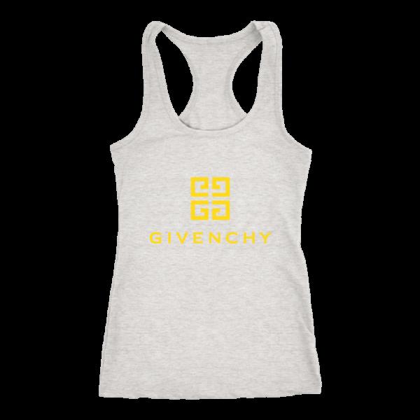 Givenchy Gold Logo Premium Women's Tank Top