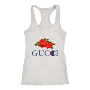Gucci Champion Rose Womens Tank Top