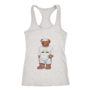LIFE'S GUCCI BEAR Womens Tank Top