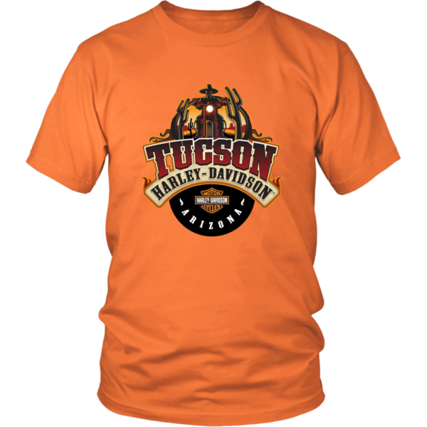 Harley Davidson Of Tucson Unisex Shirt