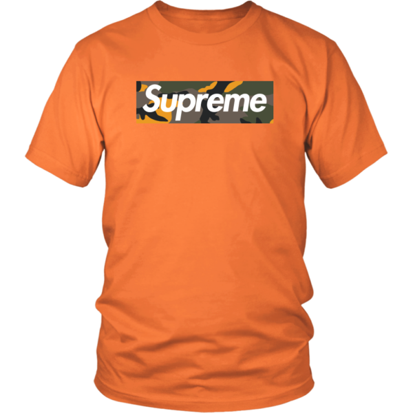 Supreme Brooklyn Logo Unisex Shirt