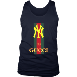 Gucci New York Yankees Mens Tank Top