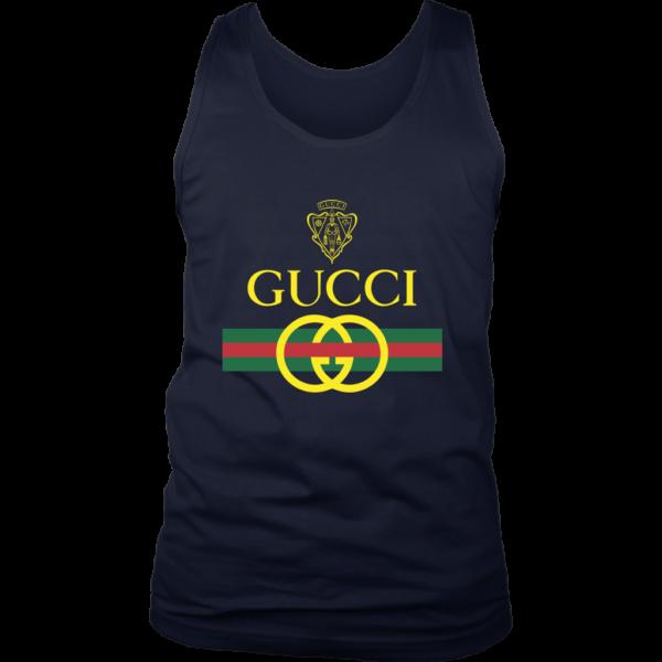Gucci Original Vintage Logo Mens Tank Top