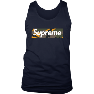 Supreme Brooklyn Logo Mens Tank Top