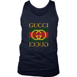 Gucci Logo Premium Mens Tank Top