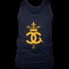 CoCo Chanel Logo Premium Mens Tank Top