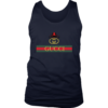 Gucci Snake Logo Mens Tank Top