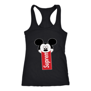 Supreme Mickey Mouse Disney Women's Tank Top