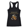 Gucci Logo Mickey Mouse Clubhouse Disney Women's Tank Top